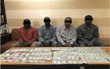 القبض على عصابة عربية سرقت 130 ألف درهم في عجمان