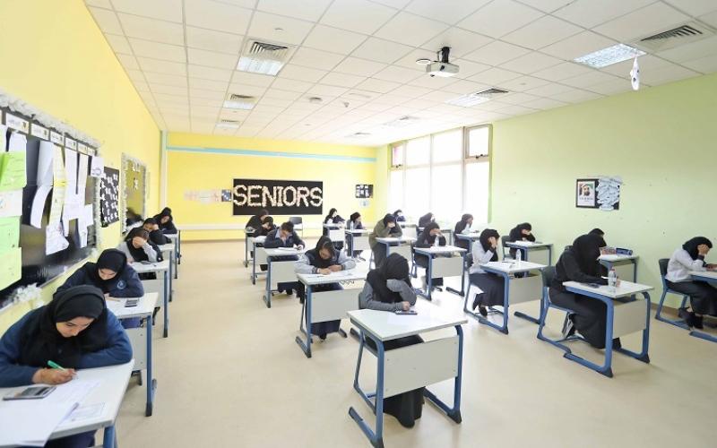 """الصورة: تداول امتحان """"الفيزياء"""" للصف الـ12""""عام"""" على وسائل التواصل الاجتماعي بعد بدئه بنصف ساعة"""