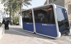 الصورة: معايير لتشغيل وفحص المركبات الذكية «ذاتية القيادة» في دبي