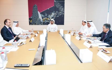الصورة: مكتوم بن محمد: دبي عزّزت مكانتها العالمية بتنوّع اقتصادها وسياساتها المالية المرنة