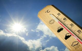 طقس الغد صحو ومائل للحرارة نهاراً