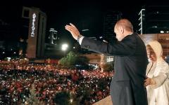 الصورة: أردوغان لم يستطع سحق المعارضة التي خرجت قوية