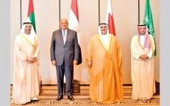الصورة: رباعي مكافحة الإرهـاب يرفع قضيـة المجال الجوي مع قطر إلى «العدل الدولية»