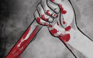 الصورة: حداد يتورط في محاولة قتل زميله