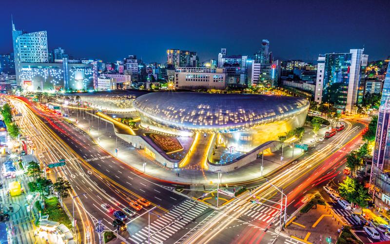 الطبيعة وملامح المدن العصرية وخيارات التسوّق والترفيه مقومات أساسية للسياحة في كوريا الجنوبية. الإمارات اليوم