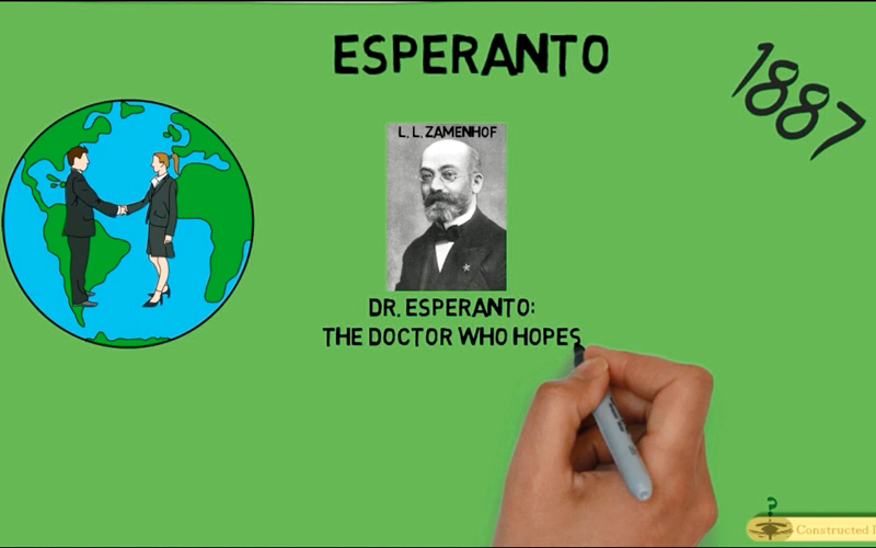 تنظّم المنظمة مؤتمراً سنوياً لـ«الإسبرانتو» في مدن مختلفة بالعالم.  أرشيفية