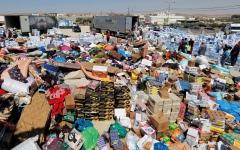 الصورة: النظام يسيطر على 59% مـن درعا  بعد اتفاقات المصالحة برعاية روسية