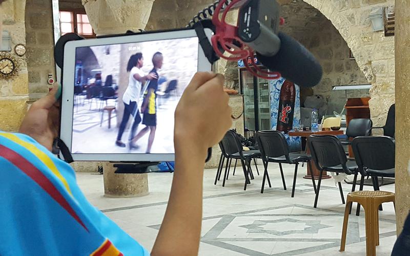 المهرجان يقام سنوياً في 5 مدن فلسطينية. أرشيفية