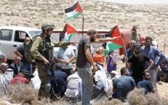 الصورة: خطة ترامب لحل قضية فلسطين تلغي قضايا الحل النهائي