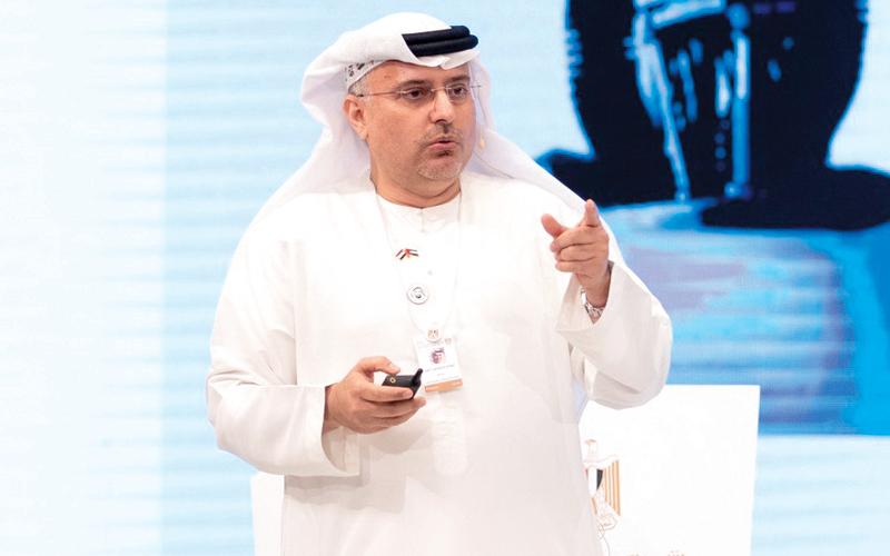 الدكتور عبدالرحمن العور: «اقتصاد المعرفة واستشراف المستقبل وتعزيز التنافسية، في مقدمة الدعائم لرؤية 2021».