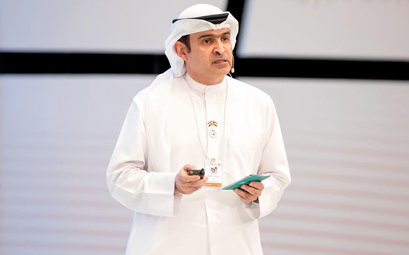 سامي القمزي: «التنوع الكبير في جنسيات الشركات العاملة مؤشر إلى جاذبية الاستثمار في دبي».