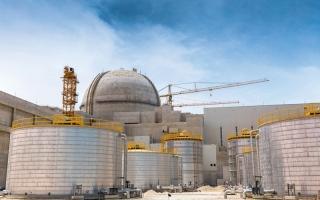 الصورة: تعرف الى أبرز 10حقائق عن محطات براكة للطاقة النووية السلمية