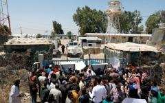 الصورة: فصائل الجنوب السوري تعلن «فشل» المفاوضات مع الجانب الروسي