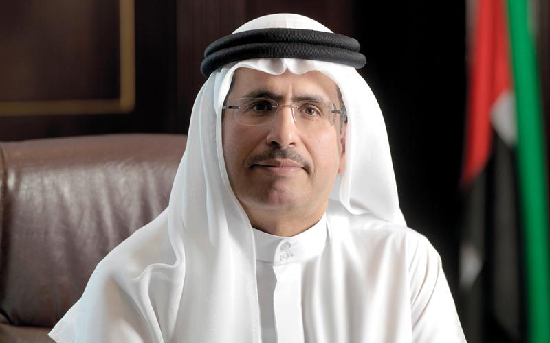 سعيد محمد الطاير: «نعمل على تحقيق أعلى معايير العيش المستدام، وتحسين كفاءة استخدام الطاقة».