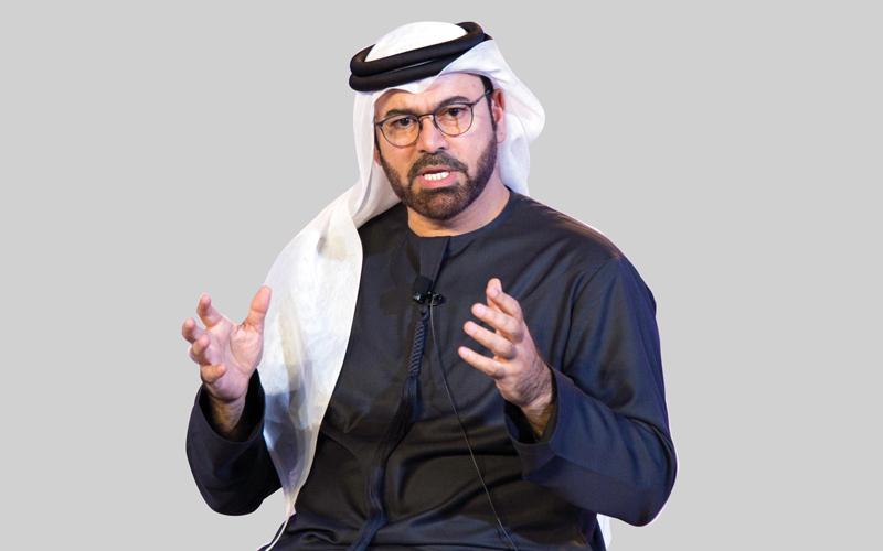 محمد القرقاوي:  «الشراكة المصرية الإماراتية نموذج جديد في العمل الحكومي العربي يُرسِّخ العلاقة التاريخية بين البلدين».