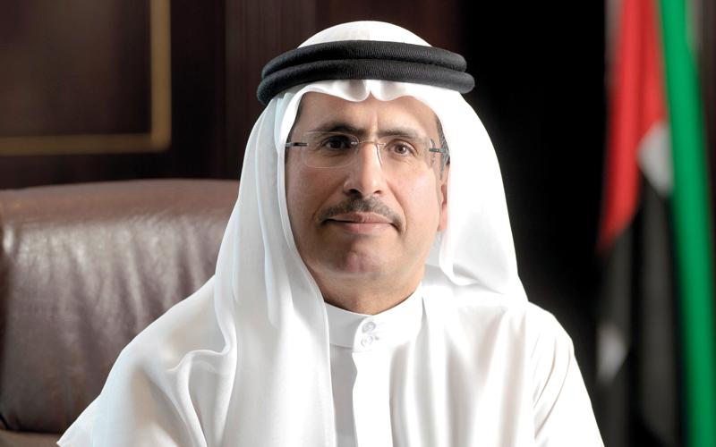 سعيد محمد الطاير: «المبادرة تعتمد على إعادة صياغة مفهوم المؤسسات الخدماتية للمساهمة في خلق مستقبل رقمي جديد لإمارة دبي».