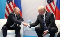 الصورة: قمة بوتين ترامب المرتقبة في هلسنكي تثير مخاوف الأوروبيين