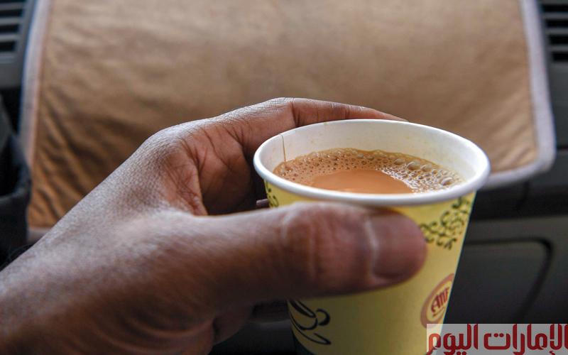 شاي كرك وسائط متعددة معارض صور الإمارات اليوم