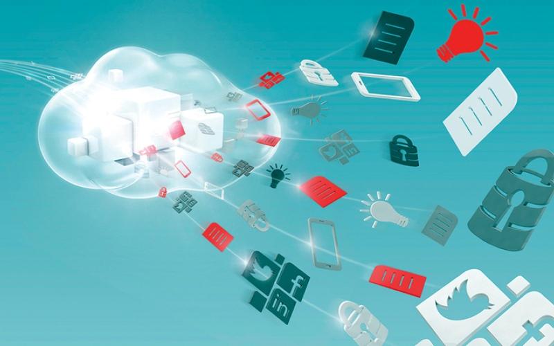 الصورة: تقرير: صناعة البرمجيات تتحول من «الأرفف» إلى «برمجيات تحركها البيانات»