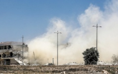 الصورة: مقتل 27 عنصراً من قوات النظام  في هجوم للمعارضة باللاذقية
