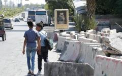 الصورة: إزالة حواجز من شوارع دمشق تُريح السكان من الزحمة المتواصلة