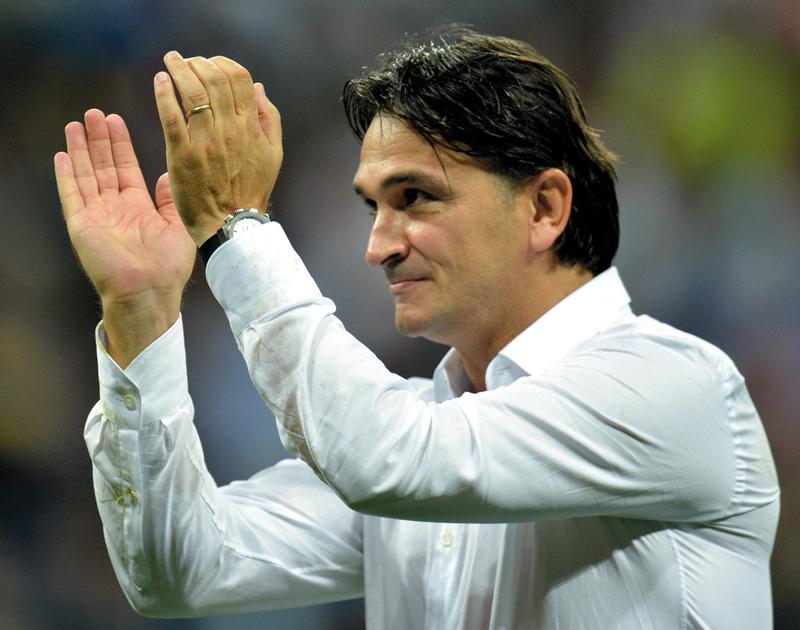 مدرب العين السابق وكرواتيا حالياً زلاتكو ينافس على كأس العالم. إي.بي.إيه