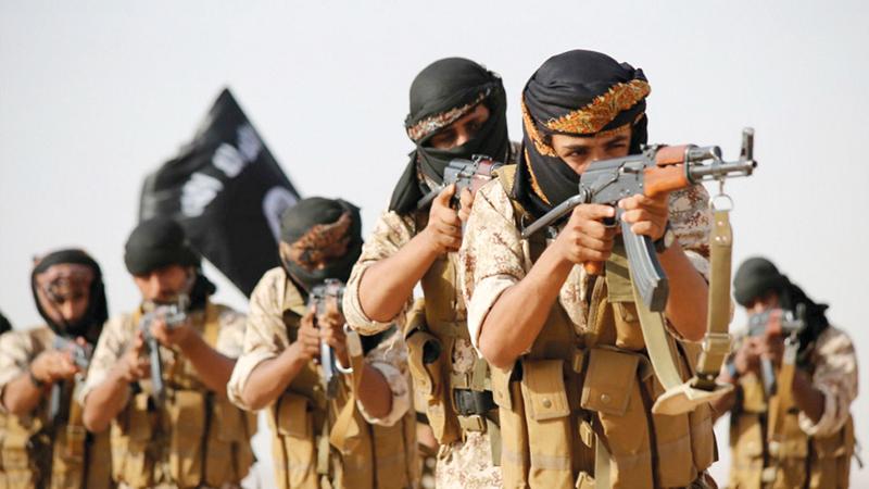 تنظيم «داعش» لايزال موجوداً في تخوم الموصل والرقة. أرشيفية