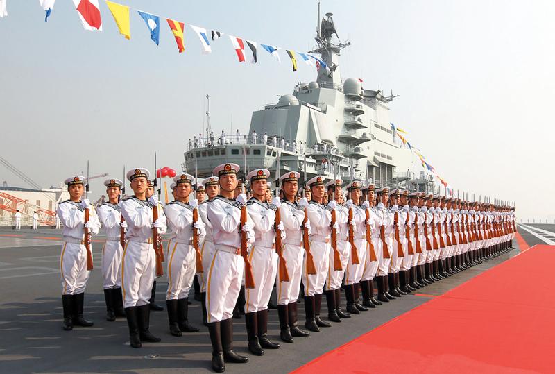 ستكون الصين قوة بحرية إقليمية في غضون 7 سنوات.  أرشيفية