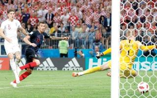 الصورة: النهائي الأوروبي التاسع في تاريخ كأس العالم