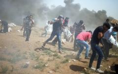 الصورة: حل الصراع الفلسطيني - الإسرائيلي ضروري لإخلاء الشرق الأوسط  من السلاح النووي