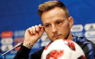 الصورة: راكيتيتش لعب لسويسرا بالبداية.. واختار كرواتيا في النهاية