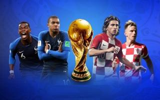 الصورة: بالفيديو: الجمهور يتوقع بطل كأس العالم روسيا 2018