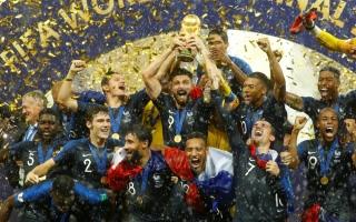 الصورة: فرنسا بطلاً كأس العالم 2018: لا عزاء لكرواتيا