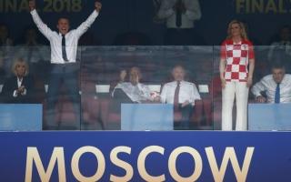 """الصورة: 5 صور """"مثيرة"""" في نهائي كأس العالم 2018"""
