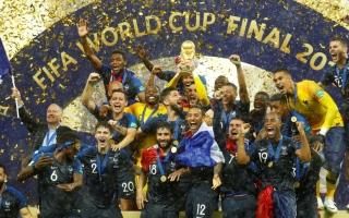 """الصورة: """"فيفا"""" يكشف الترتيب النهائي لمنتخبات مونديال روسيا وأول العرب في المركز 24"""