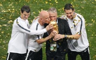 الصورة: فرنسا تعادل الأرجنتين والأورغواي: تعرف على سجل الفائزين بلقب كأس العالم