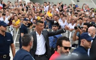 الصورة: شاهد مباشر .. يوفنتوس يستقبل كريستيانو رونالدو
