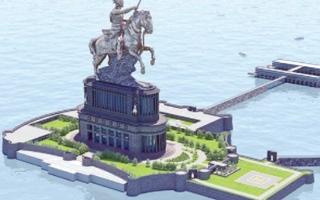 الصورة: (بالغرافيك).. الهند تشيد أطول تمثال في العالم