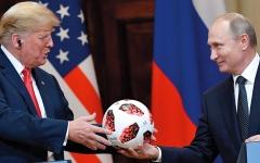 الصورة: جمهوريون وديمقراطيون يندّدون بأداء ترامب في القمة مع بوتين