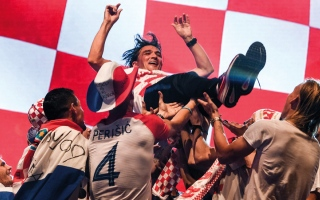 الصورة: مدربون كروات يكشفون سر تألق منتخبهم في كأس العالم: التعليم وأطفال الأكاديميات