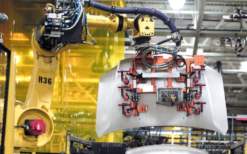 الصورة: 3 ملايين «روبوت» في مصانع العالم بحلول 2020