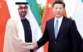 الصورة: الصين تدعم التعاون الاقتصــــادي والشــراكة والسلام في المنطقة
