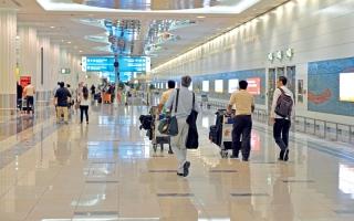 الصورة: مركز للقيادة والتحكم الذكي في مطار دبي الدولي