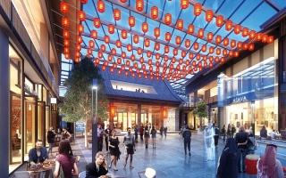 الصورة: «إعمار» تطور أكبر حي صيني في الشرق الأوسط