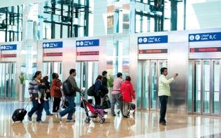 الصورة: إجراءات لتيسير دخول المسافرين الصينيين إلى دبي