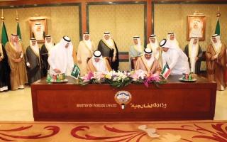 الصورة: الإمارات ترحب بإنشاء المجلس التنسيقي بين السعودية والكويت