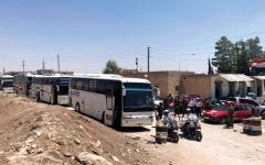 الصورة: مقتل 15 مدنيــاً في قصف علـــــى آخر مناطق المعارضة بريف درعا الغربي
