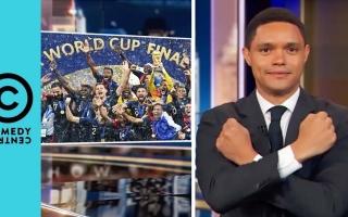 الصورة: غضب فرنسي من الحديث عن الأصول الأفريقية للمنتخب الفائز بكأس العالم