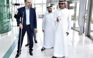 الصورة: تقنية ذكية لإرشاد أصحاب الهمم في مترو دبي