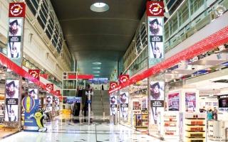 الصورة: 3.57 مليارات درهم مبيعات سوق دبي الحرة في 6 أشهر